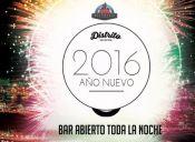 Fiesta de Año Nuevo Distrito 2016