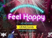 Fiesta Año Nuevo Feel Happy 2016