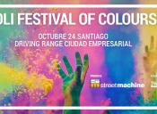 Holi Festival of Color en Santiago