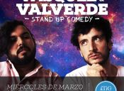 Vásquez & Valverde en Ático Bar Comedy Club