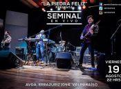 SEMINAL en vivo, La Piedra Feliz, Valparaíso