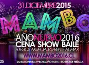 Fiesta Año Nuevo Mambo 2016