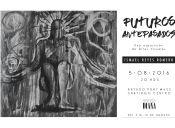 Futuros Antepasados, apertura galería Espacio Diana