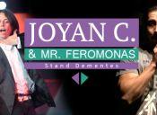 MrFeromonas y Joyan Cordero en El Volantín