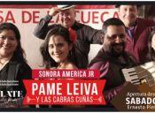 """""""FONDA CHOCOLATE""""  CON PAME LEIVA Y LAS CABRAS CUÑÁS"""