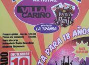 Villa Cariño, Tomo como Rey y La Transa en el Teatro Caupolicán