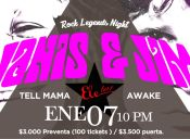 JIM & JANIS Rock Legends Night