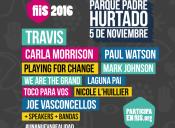 fiiS 2016 (Evento cierre Parque Padre Hurtado)