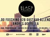 Black Palace en Club Subterráneo