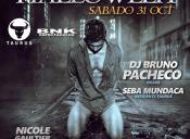 Taurus y Bunker presentan HALLOWEEN 2015 · DJ Bruno Pacheco (Brasil)