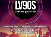 Fiesta #Lv90s Tributo a Michael Jackson