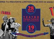 Pascuala Ilabaca & Fauna y Tryo en PCDV