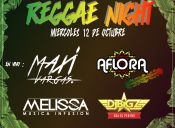 Reggae Night en Club Chocolate