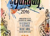 Festival la Voz de Yungay