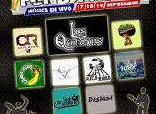 Natual Fonda Rock, Curicó - 17 al 19 de Septiembre