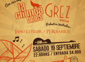 Gran Chingana Del Blues y Rock Chileno