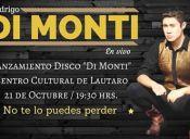 Lanzamiento Disco Rodrigo Di Monti