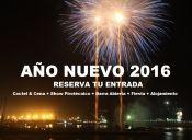 Fiesta Año Nuevo 2016 Cartagena