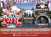 FONDA LA XUXA DEL BENNY - 16, 17 y 18 de Septiembre