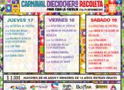 3ª Edición del Carnaval Dieciochero de Recoleta