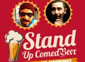 StandUp ComedBEER PencaMan y MrFeromonas en Gluck