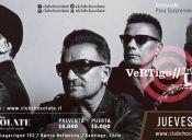 """""""VERTIGO"""" – TRIBUTO U2 EN"""
