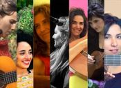 """""""MUJERES LATINOAMERICANAS""""  Chilenas y Argentinas comparten en concierto"""