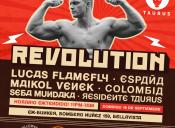 Taurus Revolution - Horario Extendido! - 18 Sep en Ex Bunker
