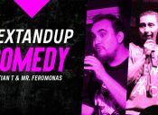 SexTandUp Comedy de Bastian T y Mr. Feromonas en Gluck Restobar