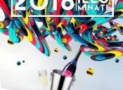 Fiesta Año Nuevo Bienvenido 2016