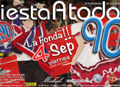 Fiesta A Todo 90 - LA FONDA, Ex Oz