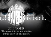 AWAKE is back. 2016 Tour. Bar Grez