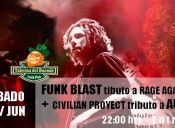 Tocata Especial 90´s Rock Tributo RAGE AGAINST THE MACHINE & AUDIOSLAVE