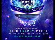 Fiesta de Año Nuevo Energy 2016