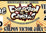 Explosión de Cumbias: Villa Cariño + Silvestre, Galpón Victor Jara - 24 y 25 de Agosto