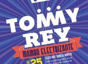 Mambo Electrizante: Sonora de Tommy Rey en vivo!