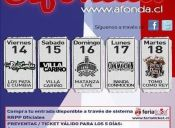 AFonda Pichilemu 2012 - 14 al 18 de Septiembre