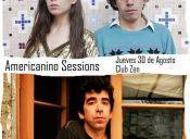 Americanino Sessions en Club Zen