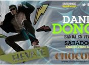 Daniel Donoso en vivo + Fiesta, Club Chocolate