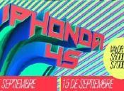 iPhonda en Centro Arte Alameda - 14 y 15 de Septiembre