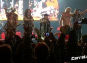 Espectacular presentación de Scorpions en Chile