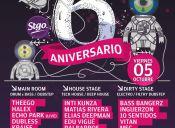 REWIND! 6º Aniversario, Ex-Fabrica Club