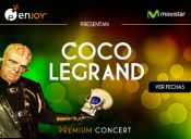 Coco Legrand en Enjoy Santiago