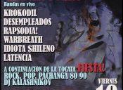 Tocata EMERGENCIA! Rock fest & Party, Valparaíso
