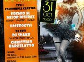Halloween en Club Zen & California Cantina