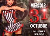Fiesta Halloween, Las Rocas de Noviciado