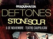 Deftones + Stone Sour, Teatro Caupolicán