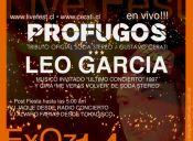 Profugos (Tributo Soda Stereo) + Leo Garcia / Fiesta El Último Concierto, en Ex Oz