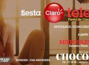 Fiesta Teletón en Club Chocolate