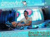 GROOVIN @ DJs ALVARO ALTAMIRANO, ALFY KIDD, SHERG DASOUL Y FELIPE NADEAU